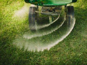 Fertilizer Swirling